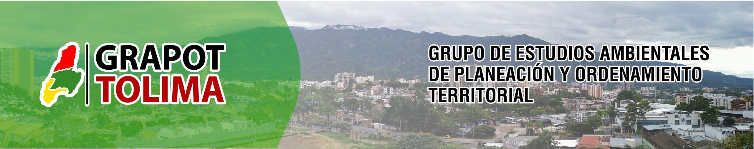Grupo de Estudios Ambientales y de Planeación y Ordenamiento Territorial logo